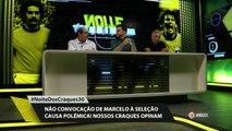 Rivellino critica os critérios de convocação de Dunga