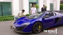 The Royals | Meet The Royals | Prince Liam | E!