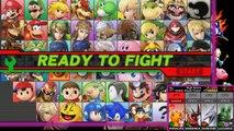 Pokemon Smash Run - Charizard Vs Pikachu Vs Greninja Vs Lucario - Super Smash Bros 3DS Gameplay