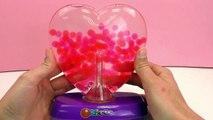 Orbeez Light up Heart jeu de couleurs magique dans un petit cœur Démo Partie 2 | Français