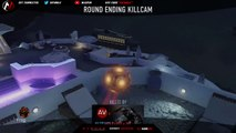 AW Nade Spots Ep. 2: Terrace Nade Spots! (Call of Duty Advanced Warfare Nade Spots)