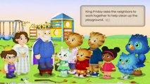 Daniel Tigers Neighborhood Clean Up - Daniel Tiger Games