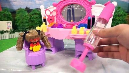 アンパンマン 美容室へようこそ Anpanman hair salon