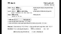 Cùng nhau học tiếng Nhật - Japan in my love - Bài 5 - Đài NHK [やさしい日�