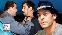 Salman Khan, Sanjay Dutt 'Coz Of Ranbir Kapoor?