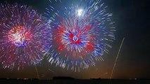 Glamorous - The glamorous fireworks