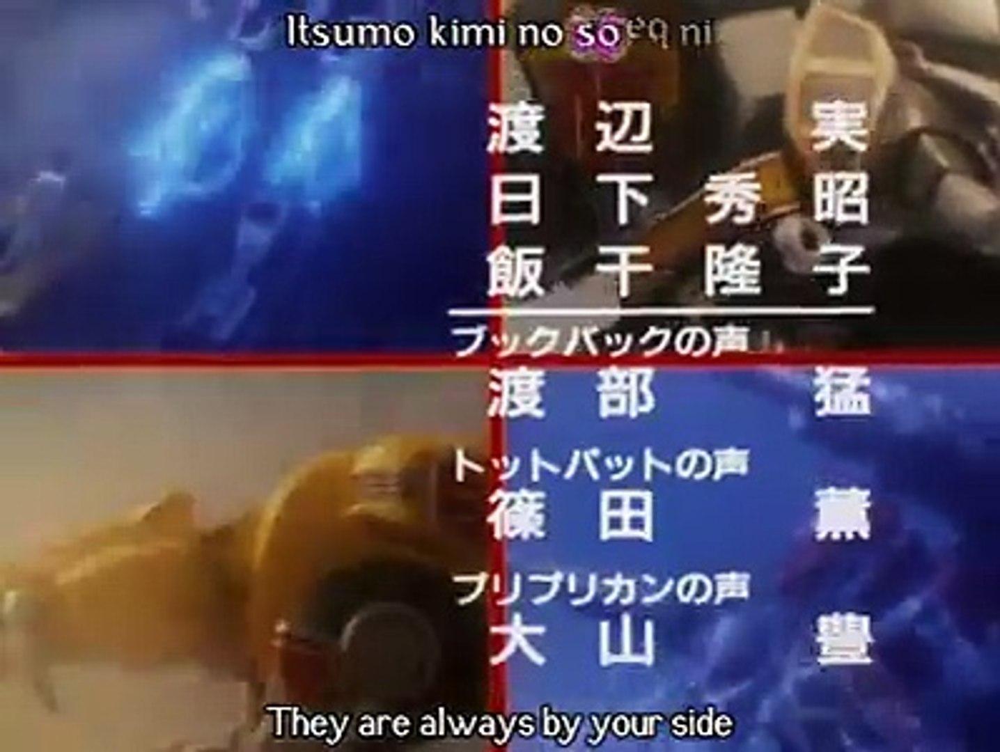 WheelnSentai - Kyoryu Sentai Zyuranger Episode 21