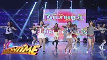 """It's Showtime: Hashtags danced to """"Come Baby Come"""""""