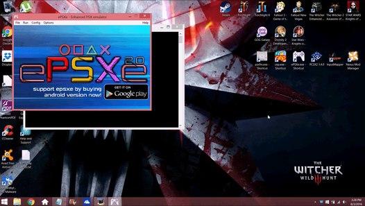 Epsxe Full Screen