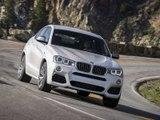 BMW X4 M40i 1er contact en vidéo