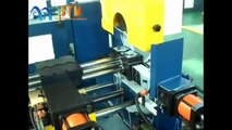 Saint Machinery STM CNC automatic pipe and tube cutting machine, circular sawing, pipe cut