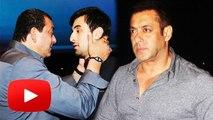 OMG! Salman Khan, Sanjay Dutt FIGHT Because Of Ranbir Kapoor