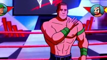 John Cena VS. Sin Cara - El Baile De La Victoria - Scooby Doo!