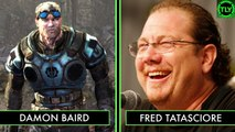 Gears Of War 4 Voice Actor Roundtable Dailymotion Video