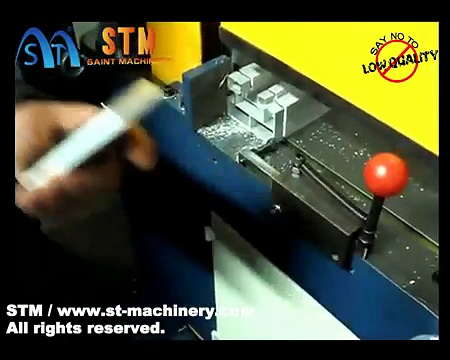 STM Aluminum cutting sawing machine aluminum profile cutting, section aluminum sawing