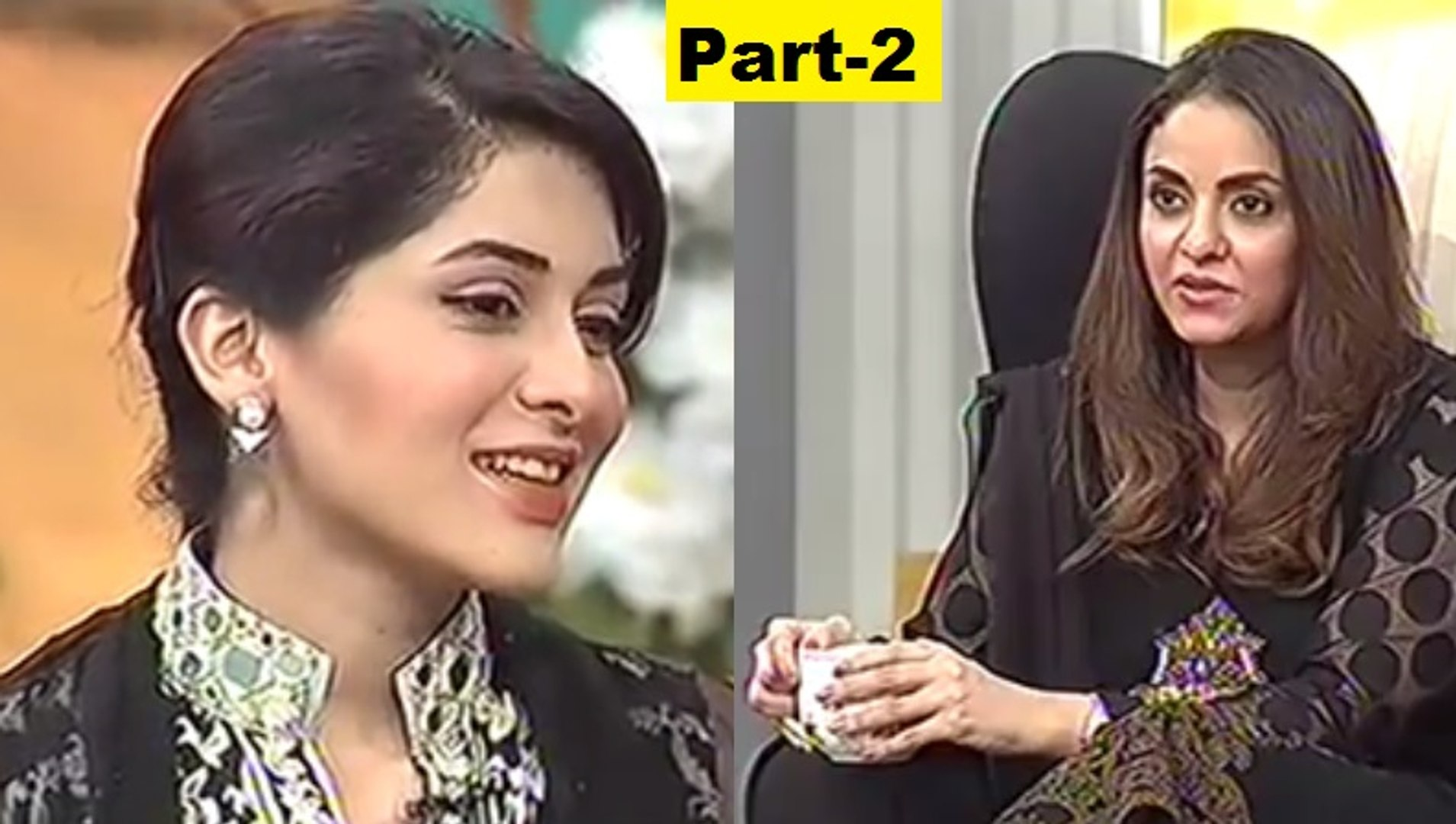 Nadia Khan Show 8 March 2016 - International Women Day - Part 2-2