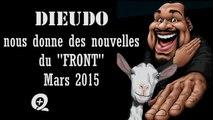 DIEUDONNE. Les nouvelles du 'front' ! Mars 2015 (Hd 720)