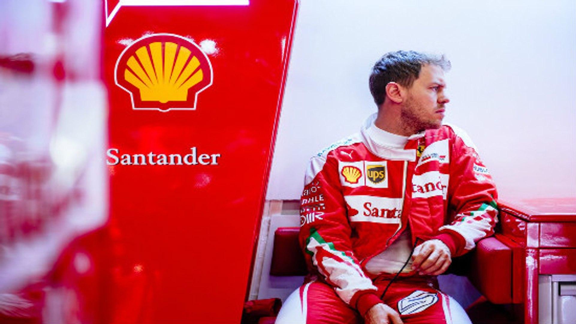 Las sorprendentes declaraciones de Sebastian Vettel en Ferrari