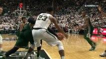 Eastern Michigan at Michigan State - Mens Basketball Highlights