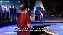 בימוי טקס המשואות  Director of the Torch ceremony in Jerusalem