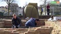 Des fouilles archéologiques préventives à Bruxelles
