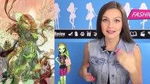 Venus McFlytrap Basic (Венера Базовая) Between Classes Monster High Обзор и Распаковка  Review X3651