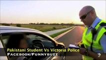 Australian Police (Victoria) vs Pakistani Students   Very Hilarious English Conversation