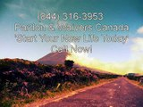 844 316 3953 Pardons Canada Expungement in Banff, Alberta Pardon and Waivers