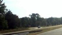 Unmarked Black Helicopter FLEET Coincidentally Passing Patriot John Adams!