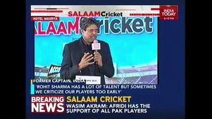 watch Kapil Dev Praising Imran Khan in an Indian Show