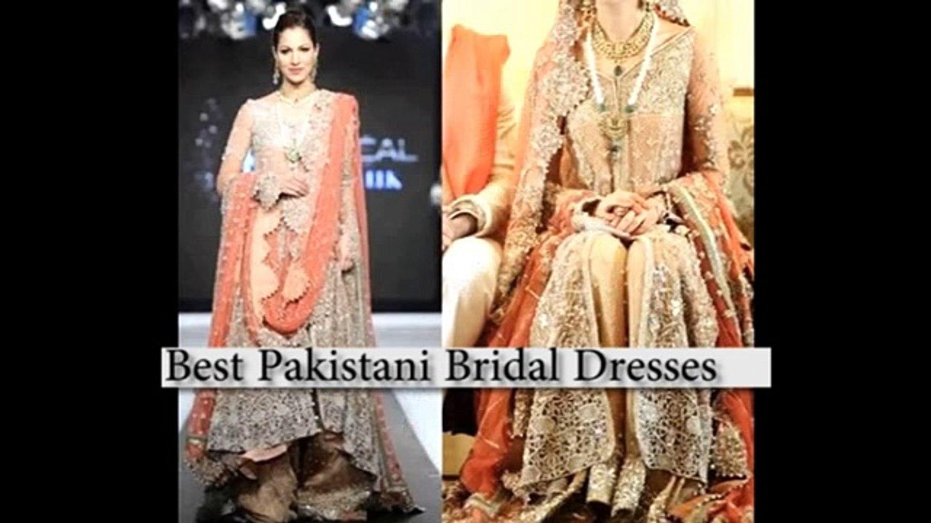 Pakistan Wedding Dresses 2016 Pakistani Bridal Dresses 2016 top songs 2016 best songs new songs upco