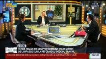 """""""On ne peut pas résumer le débat à être pour ou être contre la loi El Khomri"""", Gilbert Cette - 09/03"""