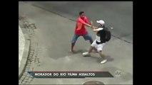 Centro do Rio de Janeiro registra um assalto a cada 70 minutos