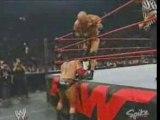 (Wrestling) Batista vs. Goldberg (RAW 2003) (WWE)