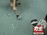 GameBoy Advance SP Lik-Sang Extreme Crashtest 2