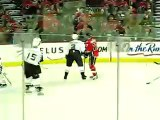 Canadian Hockey. Calgary Flames vs Anaheim Ducks 6