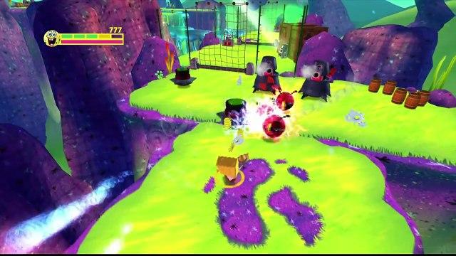 SpongeBob SquarePants: Planktons Robotic Revenge [HD] - Coral Avenue