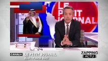 """La démission de Valls ? Najat Vallaud-Belkacem parle de """"bruits de chiottes"""" -ZAP ACTU du 08/03/2016"""