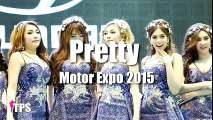 พริตตี้ Pretty Motor Expo 2016 แบบจัดเต็ม - Thai Pretty Show (TPS)