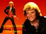 Johnny Hallyday - Je t'aime a l'infini Cover David