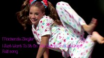 Mackenzie Ziegler I Just Want To Sit On The Couch And Eat Chips Full Song