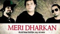 Rustam Fateh Ali | Meri Dharkan | Aaye Nahi Chain
