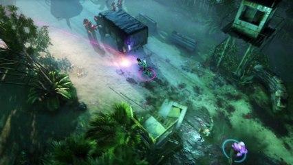 Alienation - Gameplay Trailer   PS4 de Alienation