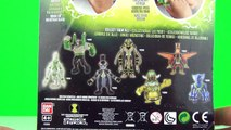 BEN 10 OMNIVERSE GALACTIC MONSTERS TOYS EPISODE OMNITRIX A.I. ALIENS WATCH VIDEO REVIEW