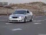 Mustang Burnout WIT Performance