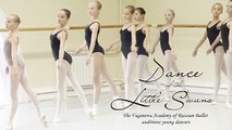 Dance of the Little Swans. Vaganova Academy auditions young dancers (Trailer) Premieres on