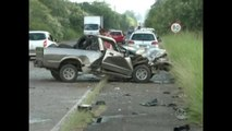 RS: Pelo menos 16 pessoas morreram nos últimos três dias em acidentes de trânsito