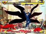 Mugen Decisive Battle #27 W-Arien[New God] vs Soushiki