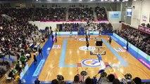 Basket-Ball/Coupe de France (1/4 de finale) : Un SQBB de fête face à l'ASVEL