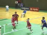 Sepak Takraw, le football acrobatique shaolin soccer !